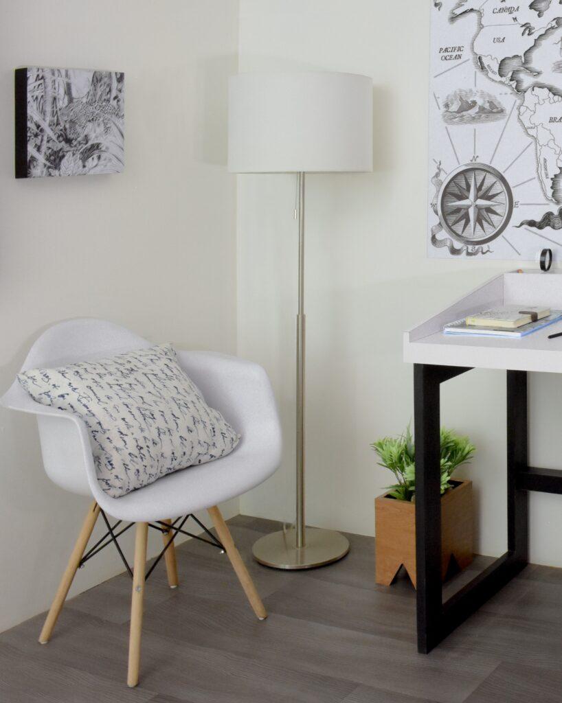 Silla ideal para escritorios.